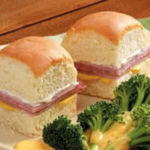 Hawaiian Deli Sandwiches