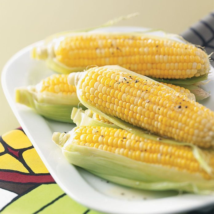Honey Sweet Corn
