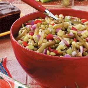 Green Bean Confetti Salad