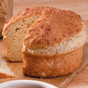 Honey-Oat Casserole Bread
