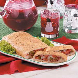 Stromboli Crust Mix