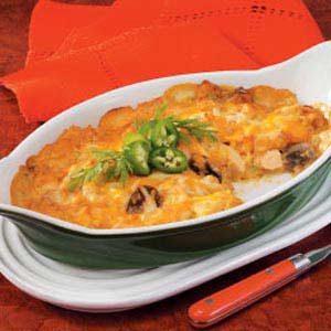 Nacho Chicken Casserole