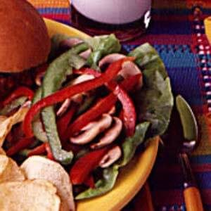 Pepper Salad
