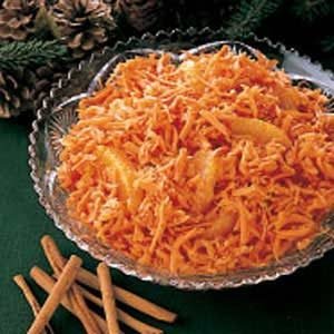 Orange Carrot Salad