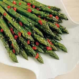 Dilly Asparagus