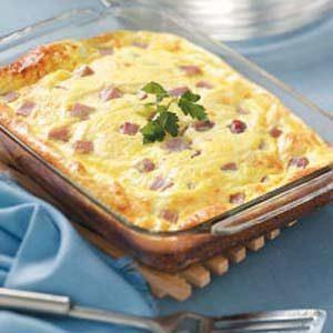Omelet Casseroles