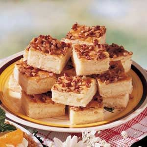 Family Cheesecake Squares