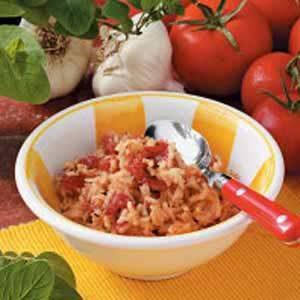 Vegetarian Spanish Rice
