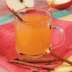 Citrus Apple Cider