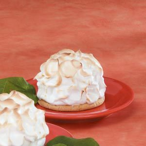 Cookie Baked Alaska