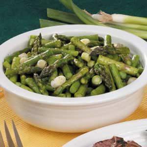 Asparagus 'n' Vinaigrette