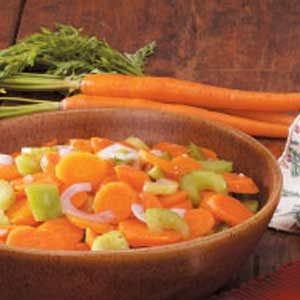 Healthy Marinated Vegetables