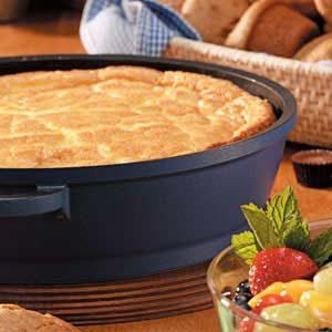 Oven Sour Cream Omelet