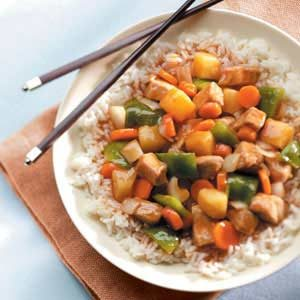 Quick Homemade Sweet-and-Sour Pork