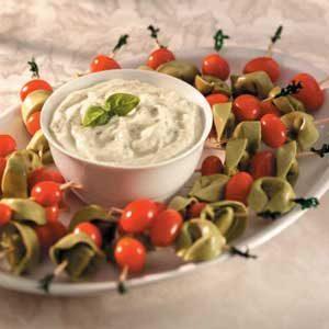 Tortellini Appetizer