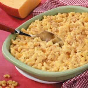 Creamy Baked Macaroni