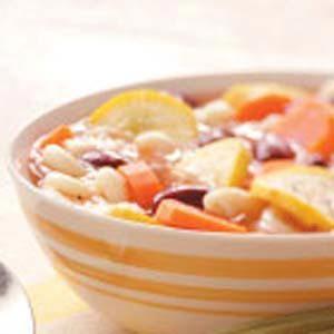 Macaroni Bean Soup