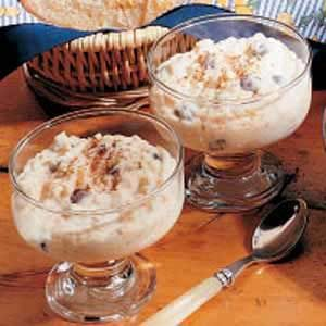 Speedy Rice Pudding