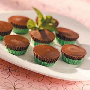 Mint Cookie Candies