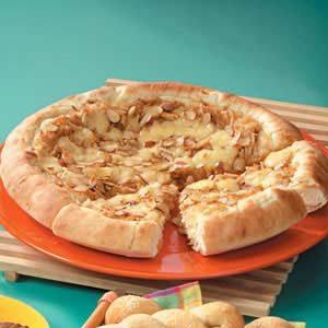 Onion Brie Pizza