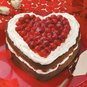 My True Love Cake