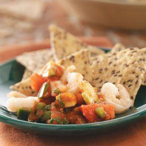 Mexican Shrimp Dip