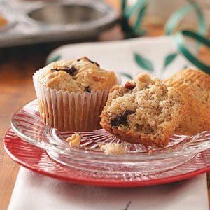 Cherry-Nut Muffin Mix
