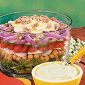 Hearty Layer Salad