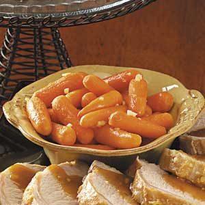 Orange Ginger Carrots