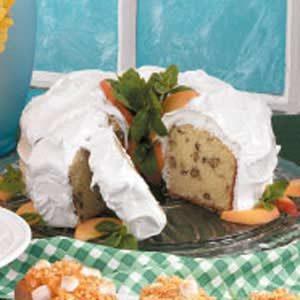Black Walnut Cake