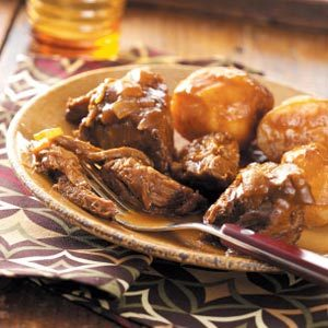 Sweet-and-Sour Pot Roast