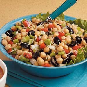 Favorite Garbanzo Bean Salad