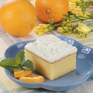 Florida Orange Cake