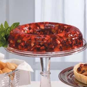Red-Hot Gelatin Salad