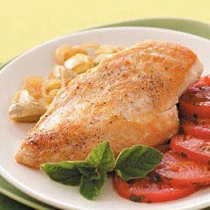 Chicken with Artichokes