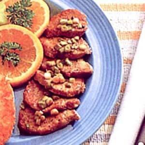 Orange Glazed Pork Tenderloins