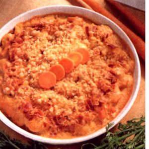 Zippy Baked Carrots Side Dish