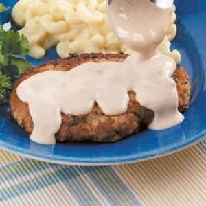 Sirloin Fried Steak