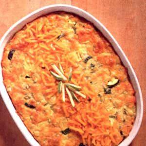 Squash Casserole Side Dish
