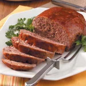 Buttermilk Meat Loaf