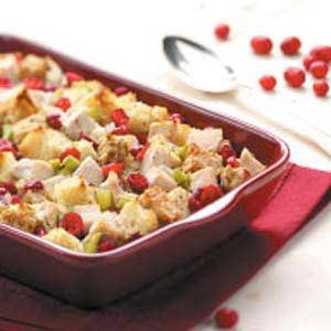 Leftover Turkey Bake