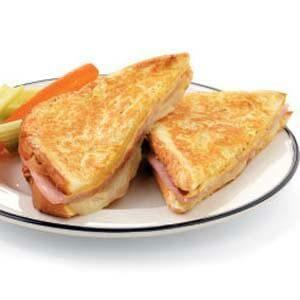 Ham 'n' Swiss Monte Cristo