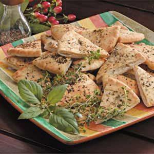 Herbed Pita Chips