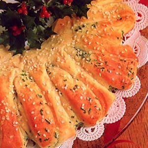 Creamy Chive Rings