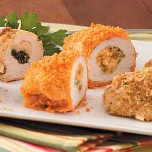 Southwest Chicken Kiev