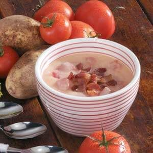 Bacon Tomato Chowder