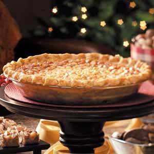 Macadamia Nut Pie