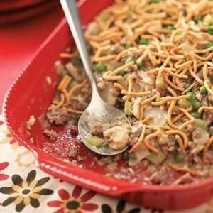 Chinese Beef Casserole