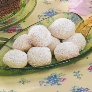 Hawaiian Wedding Cake Cookies