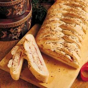 Reuben Bread Loaf